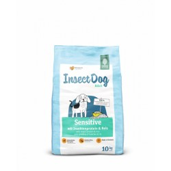 Insect Dog Sensitive with Insect Protein & Rice 黑水虻腸胃敏感無穀物狗糧10kg