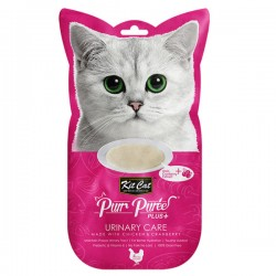 Kit Cat Purr Puree Plus雞肉醬(尿道護理)60g