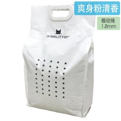WEE LITTER 爽身粉清香豆腐砂 18L