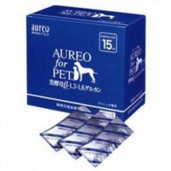 Aureo 黑酵母 β1,3-1,6 Glucan 15ml x 30包裝
