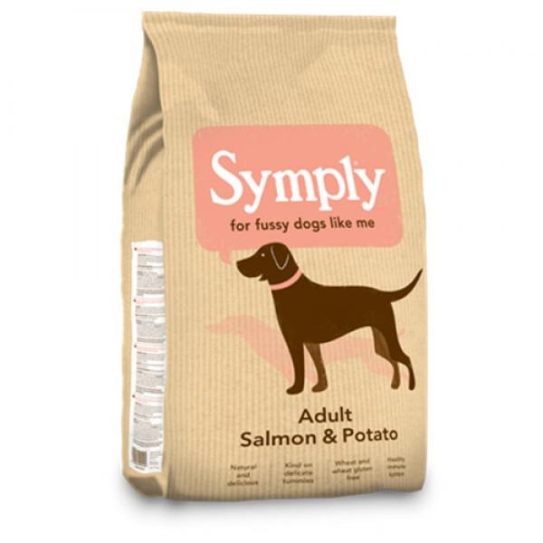 Symply鮮品-成犬三文魚馬鈴薯配方[2kg/6kg/12kg]