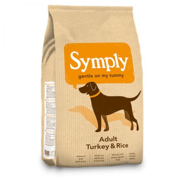 Symply鮮品-成犬火雞稻米配方[2kg/6kg/12kg]