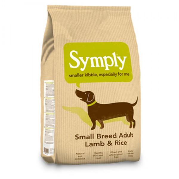 Symply鮮品-小型成犬羊肉稻米配方[2kg/6kg/12kg]
