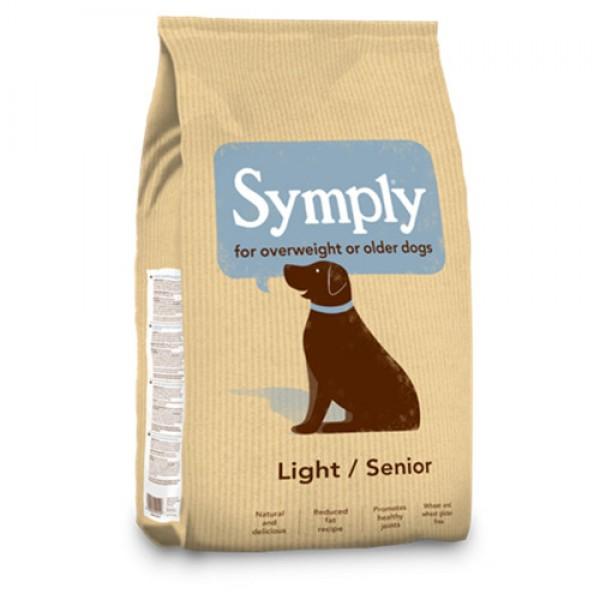Symply鮮品-過重/老犬-羊肉配方[2kg/6kg/12kg]