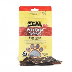 Zeal 天然紐西蘭牛肉乾 (125g)