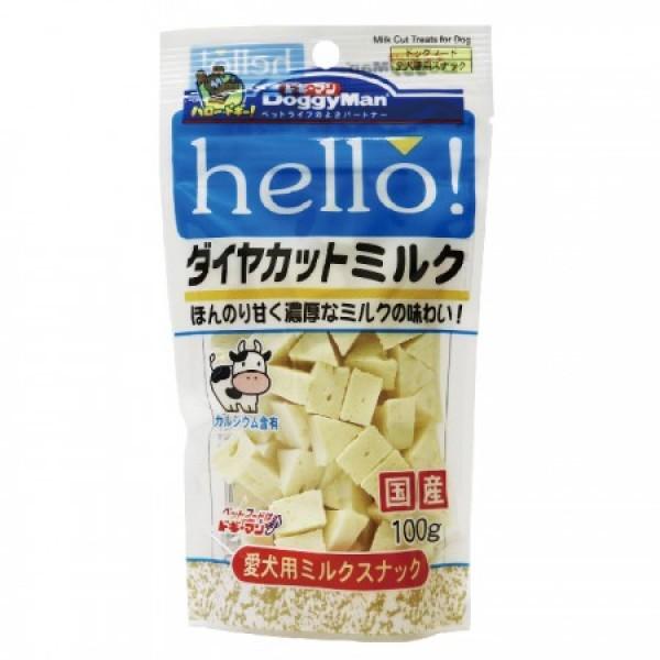 hello! 特濃牛乳粒100g